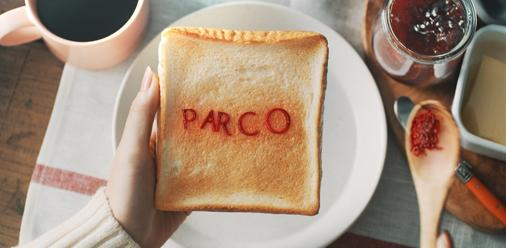 LIFE WITH PARCO